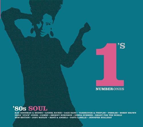 '80s Soul #1's de Various Artists