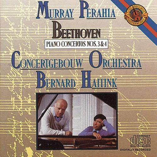 Beethoven: Piano Concertos Nos. 3 & 4 von Bernard Haitink; Concertgebouw Orchestra; Murray Perahia