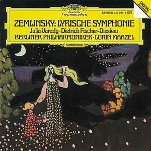 Zemlinsky: Lyric Symphony by Berliner Philharmoniker