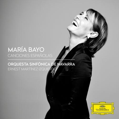 Canciones Españolas von María Bayo