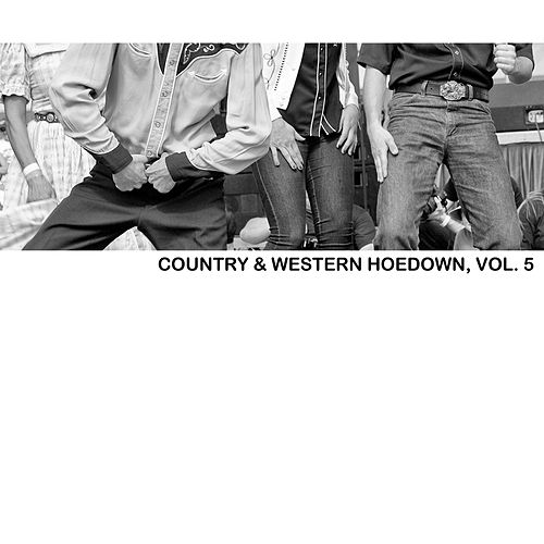 Country & Western Hoedown, Vol. 5 de Various Artists