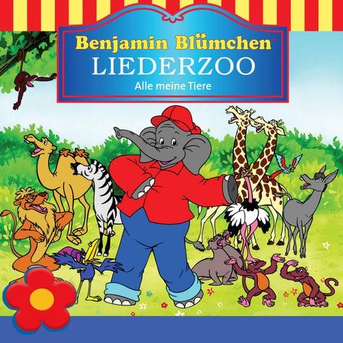 Benjamin Blümchen Liederzoo: Alle meine Tiere von Benjamin Blümchen