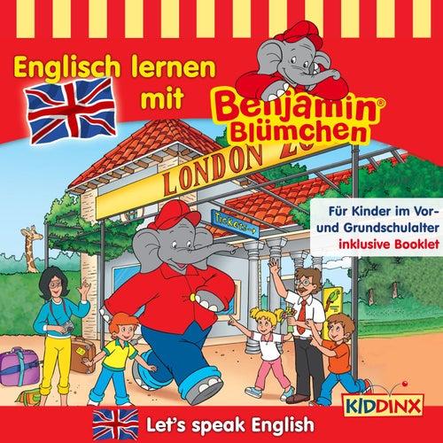 Englisch lernen mit Benjamin Blümchen von Benjamin Blümchen
