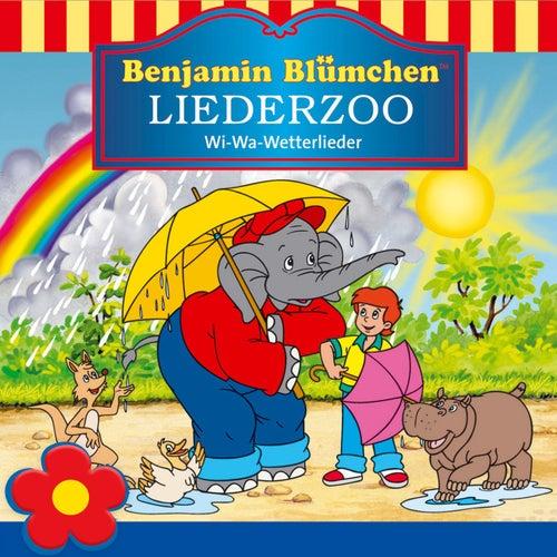 Benjamin Blümchen Liederzoo: Wi-Wa-Wetterlieder von Benjamin Blümchen