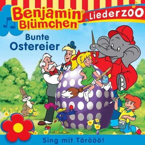 Benjamin Blümchen Liederzoo: Bunte Ostereier von Benjamin Blümchen