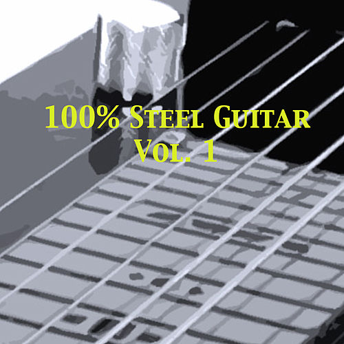 100% Steel Guitar, Vol. 1 de Various Artists