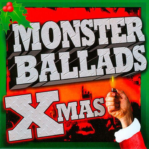 Monster Ballads X-Mas von Various Artists