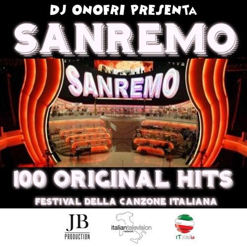 Sanremo 100 Original Hits (Festival della canzone italiana) von Various Artists