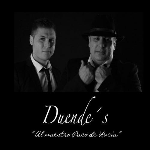 Al Maestro Paco de Lucia de Duendes