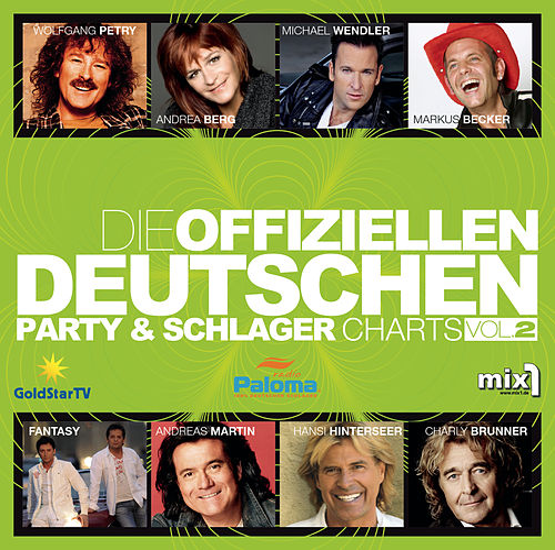 Die (offiziellen) Deutschen Party- & Schlager Charts, Vol. 2 von Various Artists