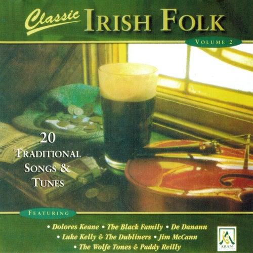 Classic Irish Folk, Vol. 2 (20 Traditional Songs & Melodies) von Various Artists