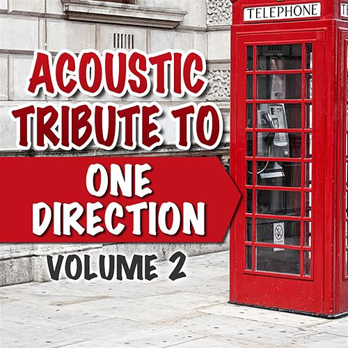 Acoustic Tribute to One Direction, Vol. 2 de Guitar Tribute Players