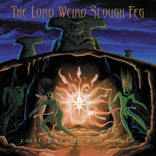 Twilight of the Idols by Slough Feg