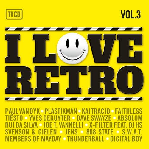 I Love Retro Vol. 3 de Various Artists