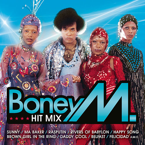 Hit Mix by Boney M.