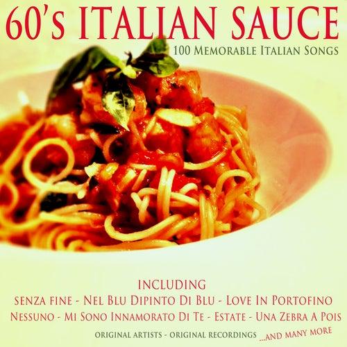 60's Italian Sauce (100 Memorable Italian Songs) de Various Artists