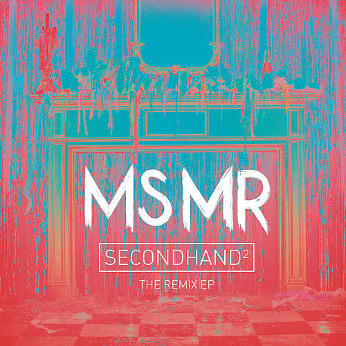 Secondhand Squared: The Remix EP von MS MR