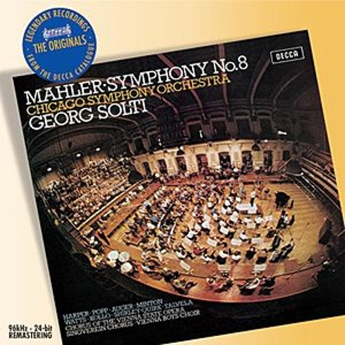 Mahler: Symphony No.8 by Heather Harper