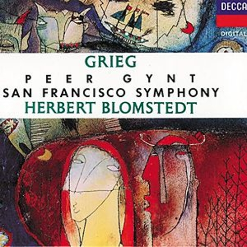 Grieg: Peer Gynt (Incidental Music) de San Francisco Symphony Chorus