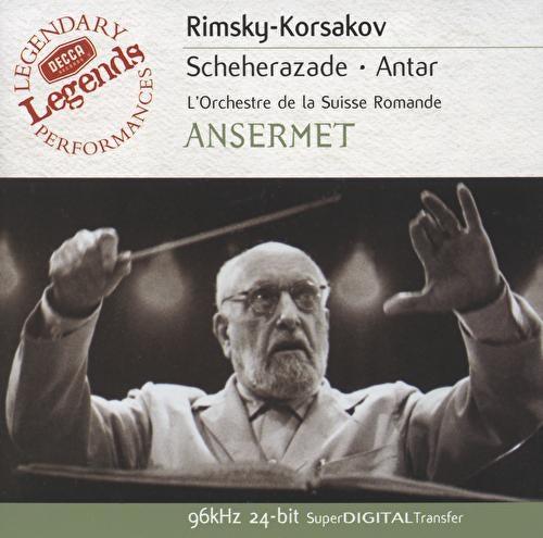 Rimsky-Korsakov: Scheherazade; Antar von L'Orchestre de la Suisse Romande