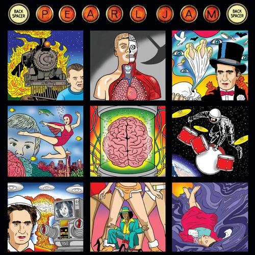 Backspacer de Pearl Jam
