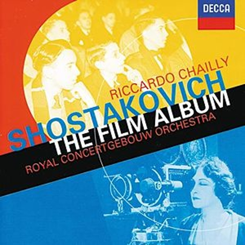 Shostakovich: The Film Album - Excerpts from Hamlet / The Counterplan etc. di Royal Concertgebouw Orchestra