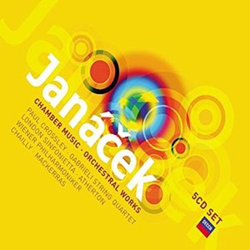 Janacek: Chamber & Orchestral Works di Various Artists
