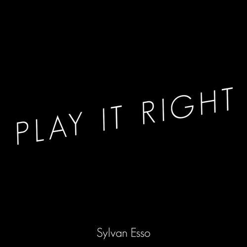 Play It Right fra Sylvan Esso