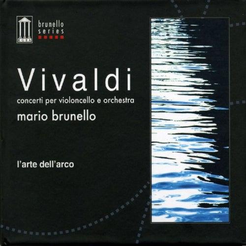 Vivaldi - L'arte dell'arco von Mario Brunello