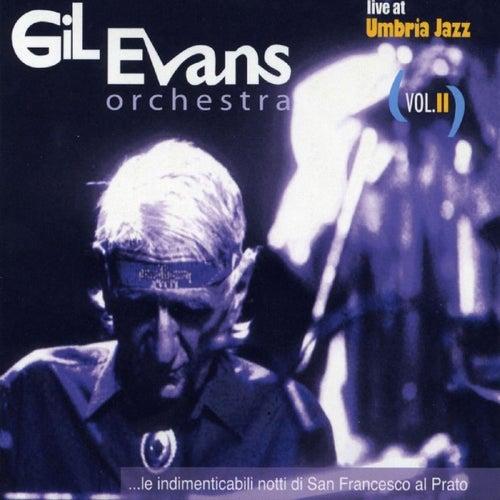 Live at Umbria Jazz Vol.II: San Francesco al Prato 12-19/07/87 von Gil Evans