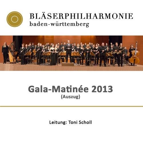 Gala Matinée 2013 (Auszug) von Bläserphilharmonie Baden Württemberg