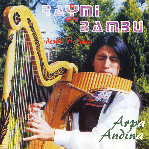 Arpa Andina de Raymi Bambú