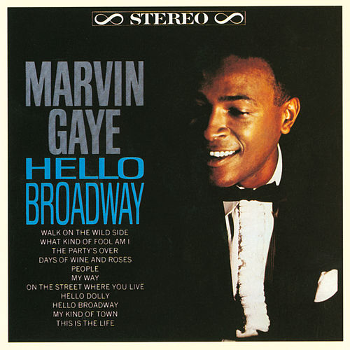 Hello Broadway by Marvin Gaye