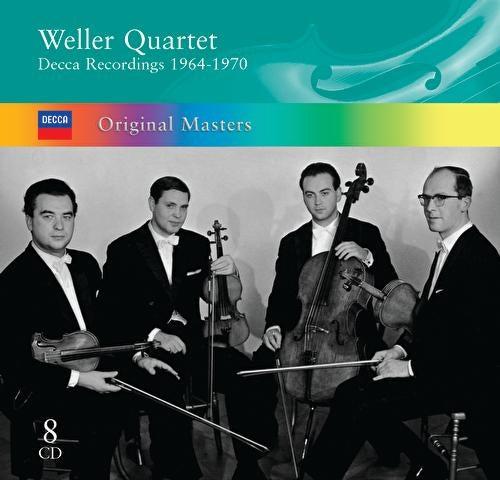 Weller Quartet: Decca Recordings 1964-1970 de Weller Quartet