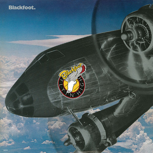 Flyin' High by Blackfoot