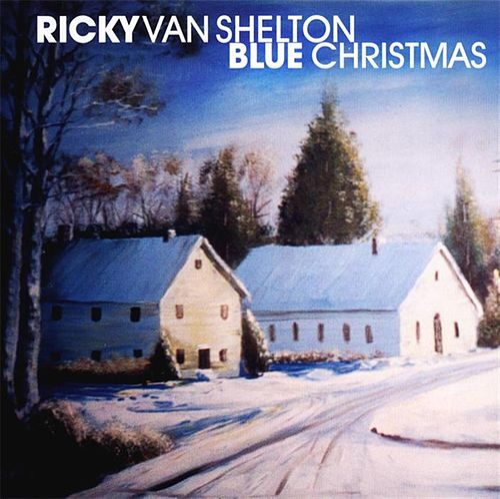 Blue Christmas de Ricky Van Shelton