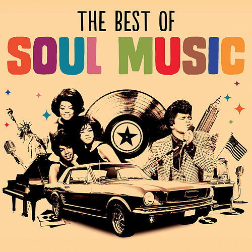Soul Music the Best Of de Various Artists