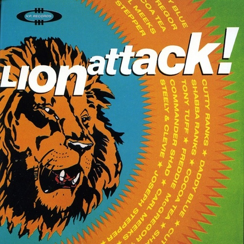 Lion Attack! by Various Artists