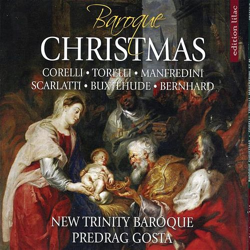 Baroque Christmas by Various Artists