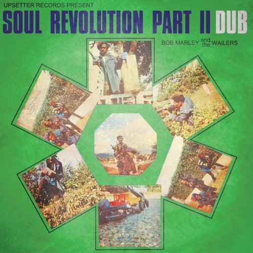 Soul Revolution Part II Dub by Bob Marley