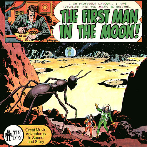 The First Man in the Moon von H.G. Wells