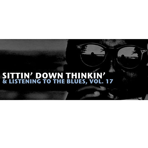 Sittin' Down Thinkin' & Listening to the Blues, Vol. 17 de Various Artists
