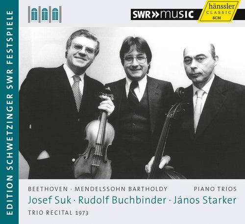 Trio Recital 1973 by Josef Suk