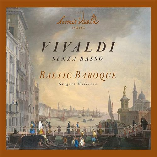 Vivaldi Senza Basso de Baltic Baroque