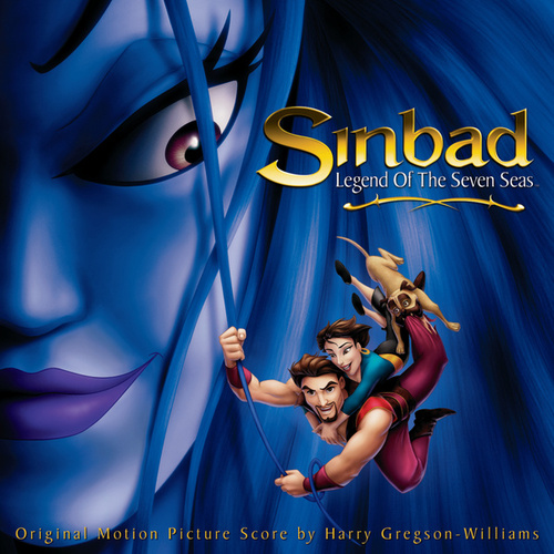 Sinbad: Legend Of The Seven Seas (Original Motion Picture Score) von Harry Gregson-Williams