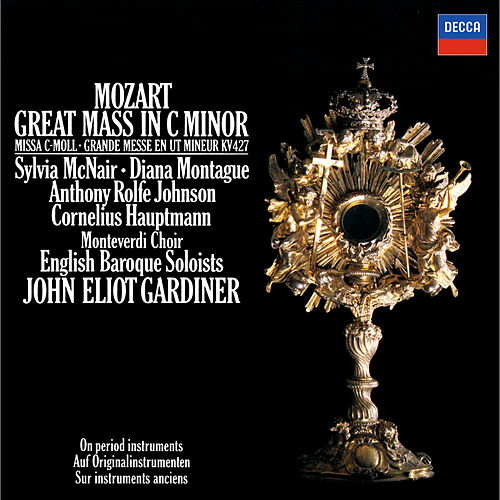 Mozart: Great Mass in C minor de Sylvia McNair