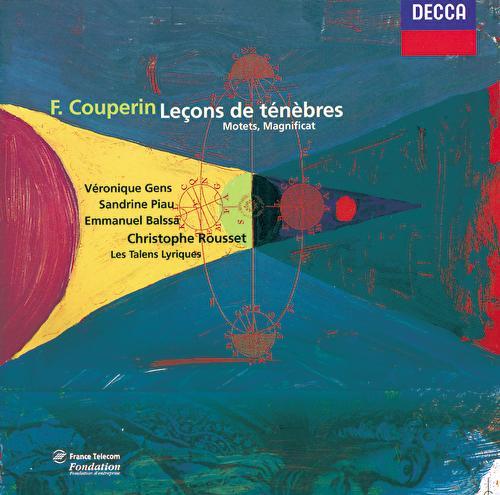 Couperin (Le Grand): Trois Leçons de Ténèbres de Veronique Gens