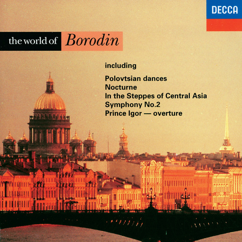 The World of Borodin von Various Artists