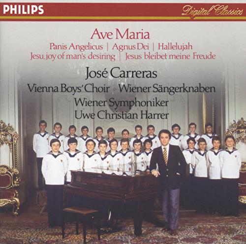 José Carreras - Ave Maria; Panis Angelicus; Agnus Die; Hallelujah; Jesus, Joy Of Man's Desiring di José Carreras