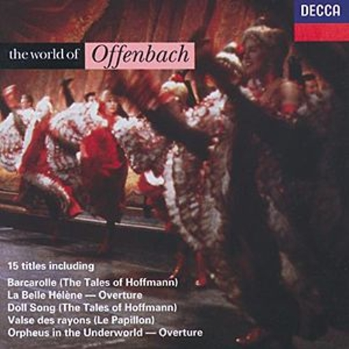 The World of Offenbach von Various Artists
